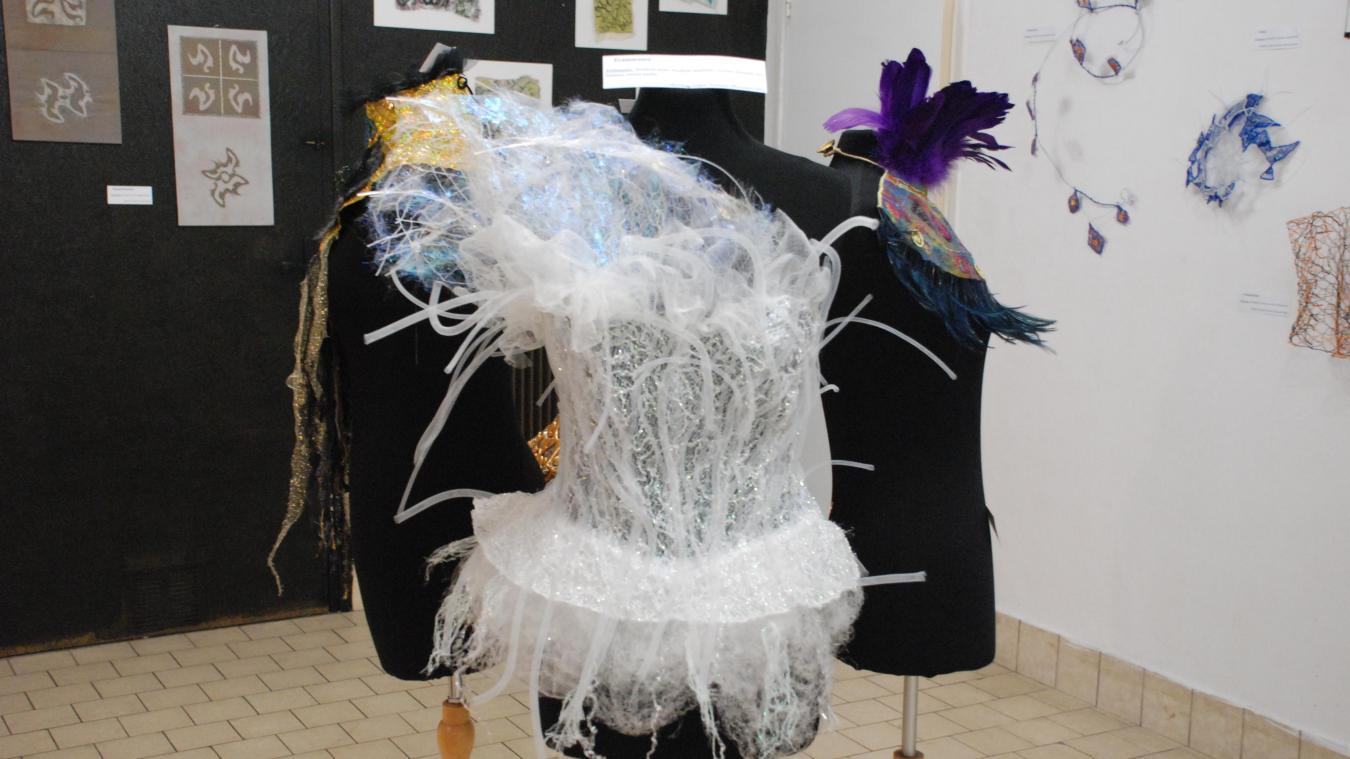 De l'art textile à la galerie 46.