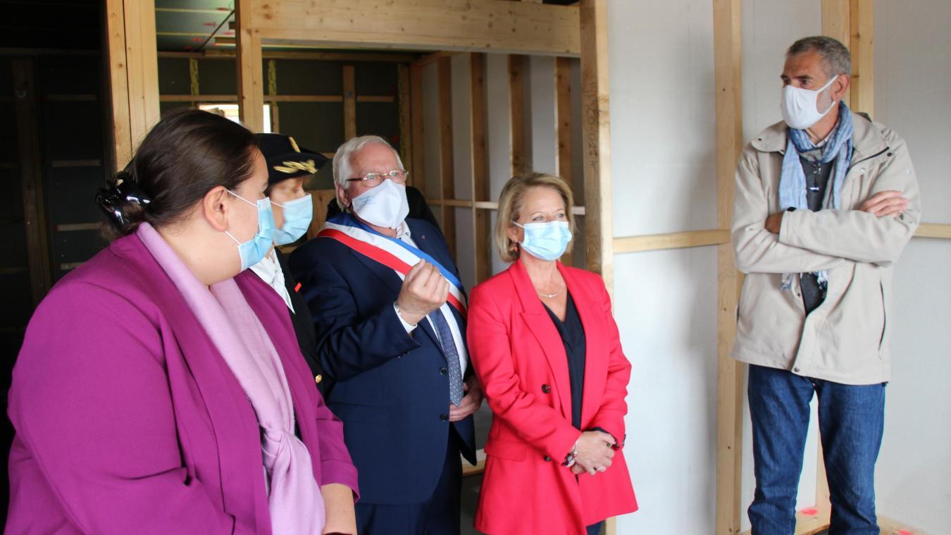 Pierre-Henri Dumont demande des comptes au Premier ministre sur Brigitte Bourguignon: c'est «minable» répond la ministre