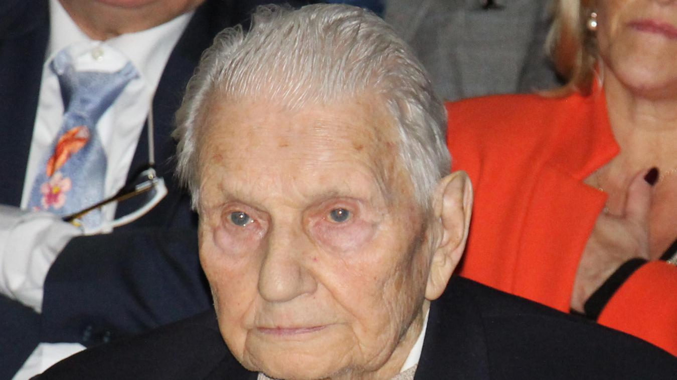 Yves Dorée est décédé à l'âge de 99 ans.