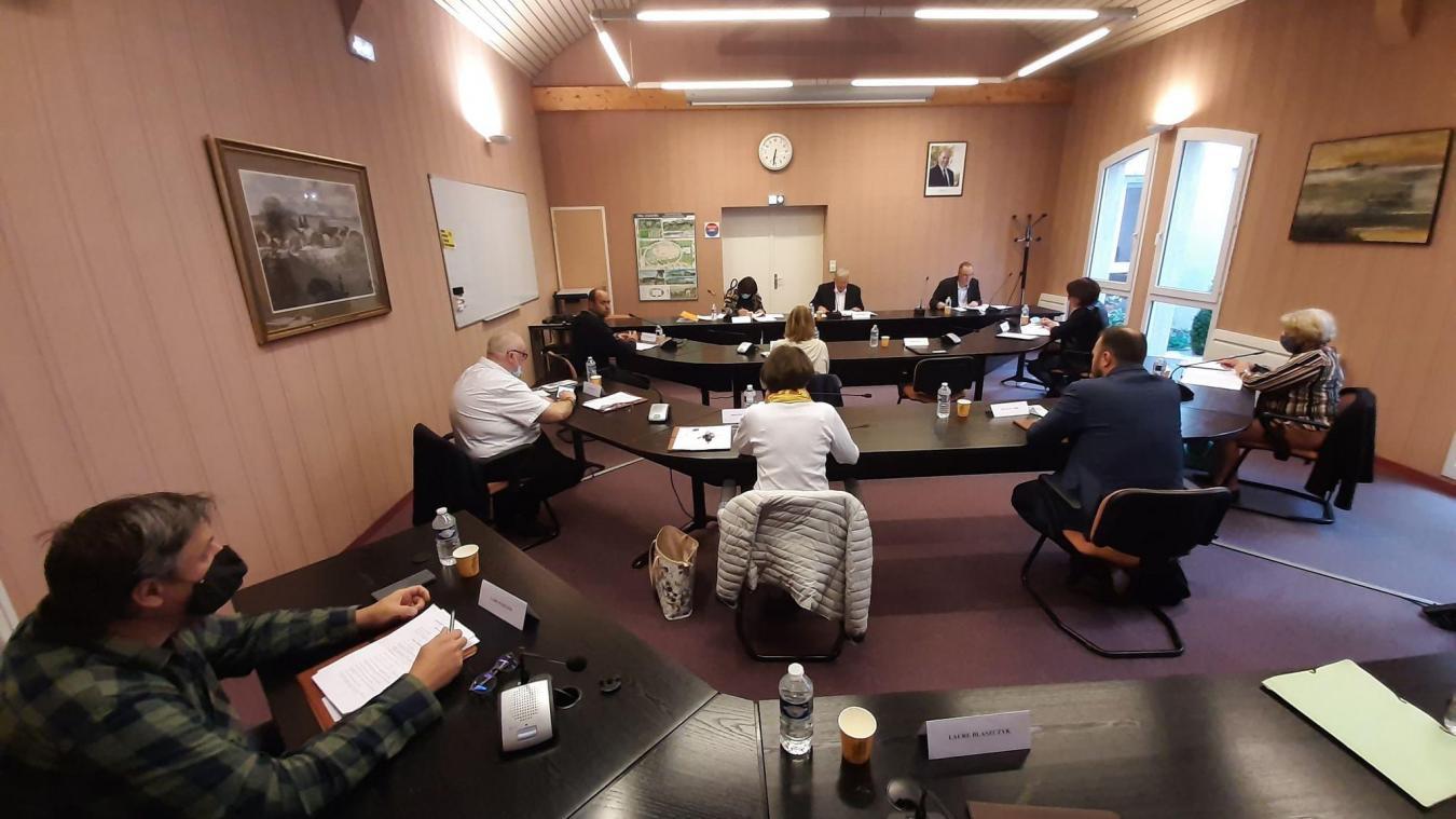 Auchel: une nouvelle recrue pour soutenir le maire