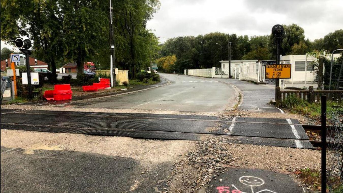 Calonne-Ricouart: dès lundi, la voie ferrée de Calonne-Ricouart sera en travaux