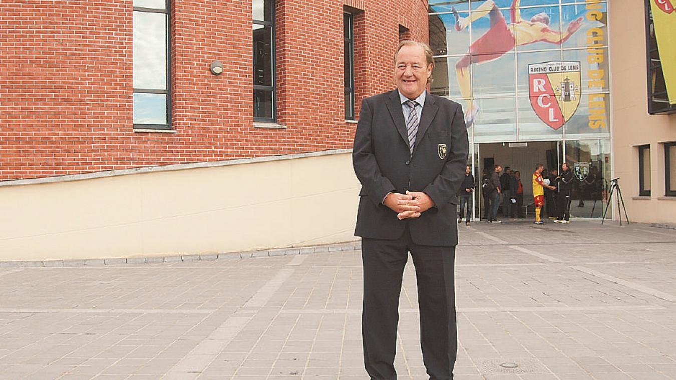 Gervais Martel a été à la tête du club pendant 28 ans.