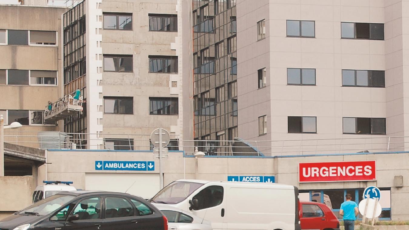 Béthune : visites interdites à l'hôpital dès samedi 3 octobre