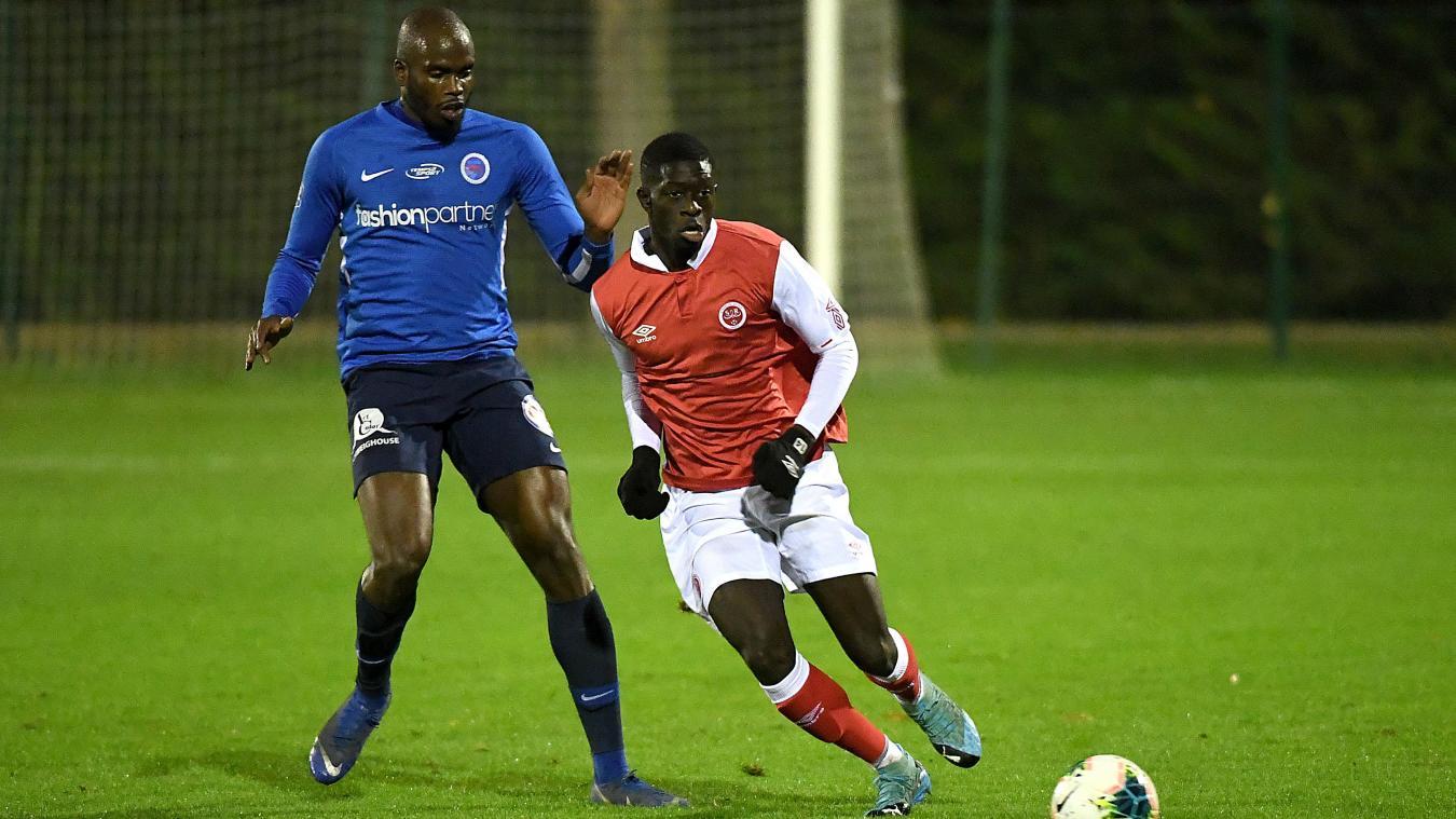 Sambou Sissoko évolue principalement avec l'équipe réserve du Stade de Reims.