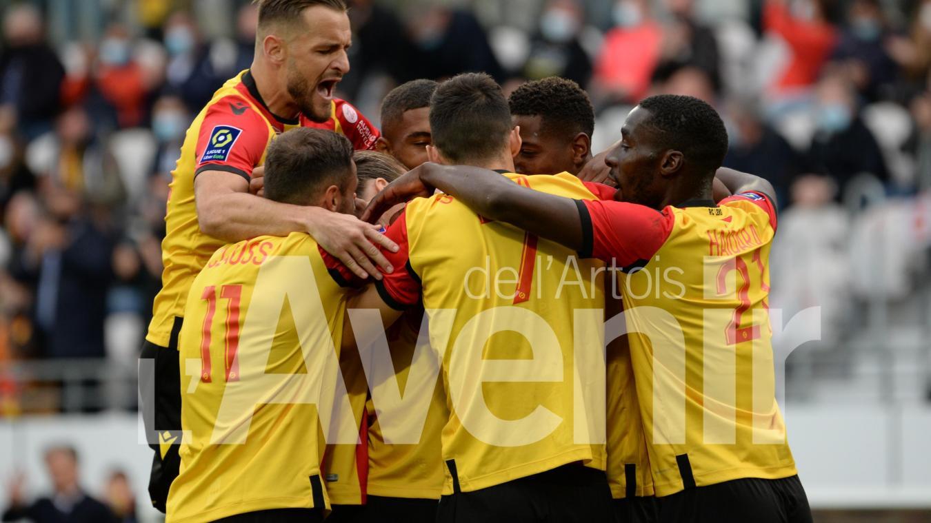 Le RC Lens assomme Saint Étienne (+ réactions)