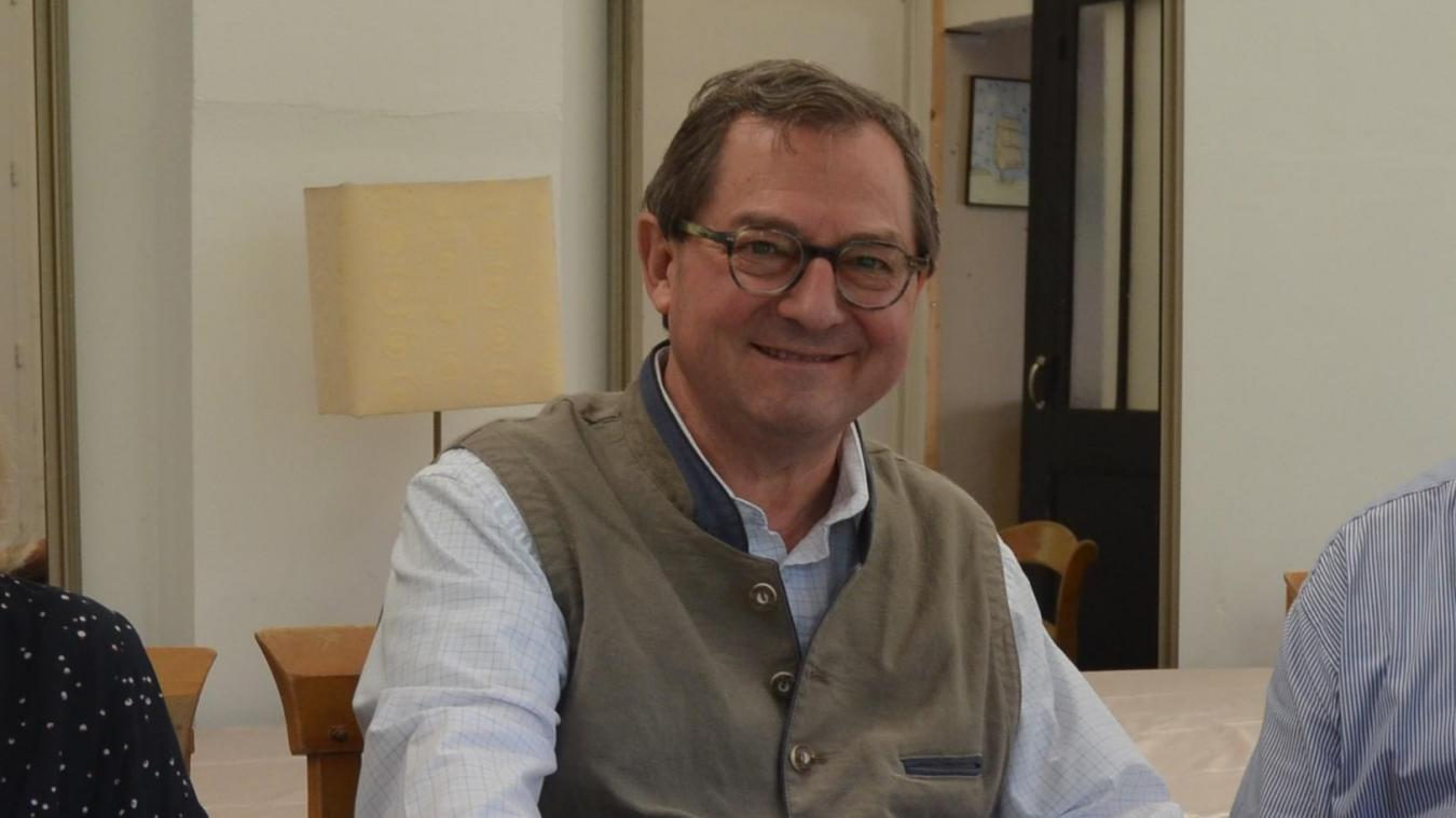 L'ancien candidat à la mairie de Calais et Coulogne François Dubout qualifié au second tour dans l'Ain