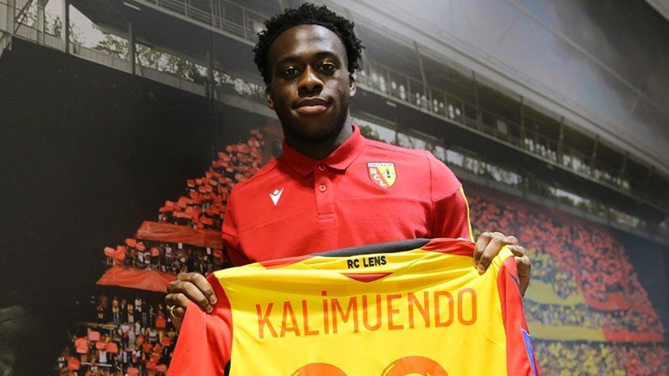Arnaud Kalimuendo portera le numéro 29