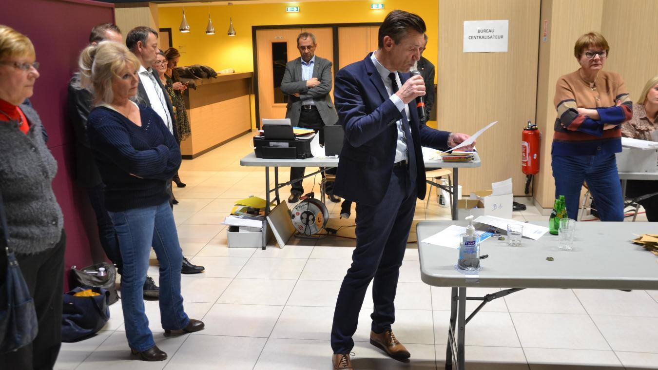 Il n'y aura pas de nouvelles élections municipales à Estaires.