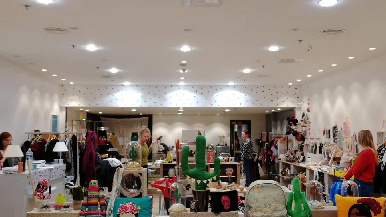 Une boutique éphémère de retour à Calais Coeur de Vie