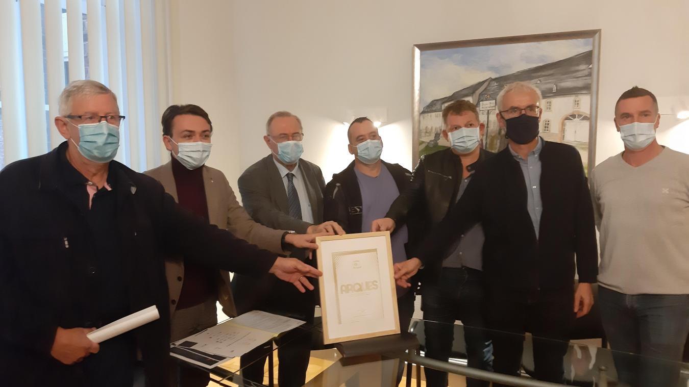 Paris 2024 : Arques devient centre de préparation