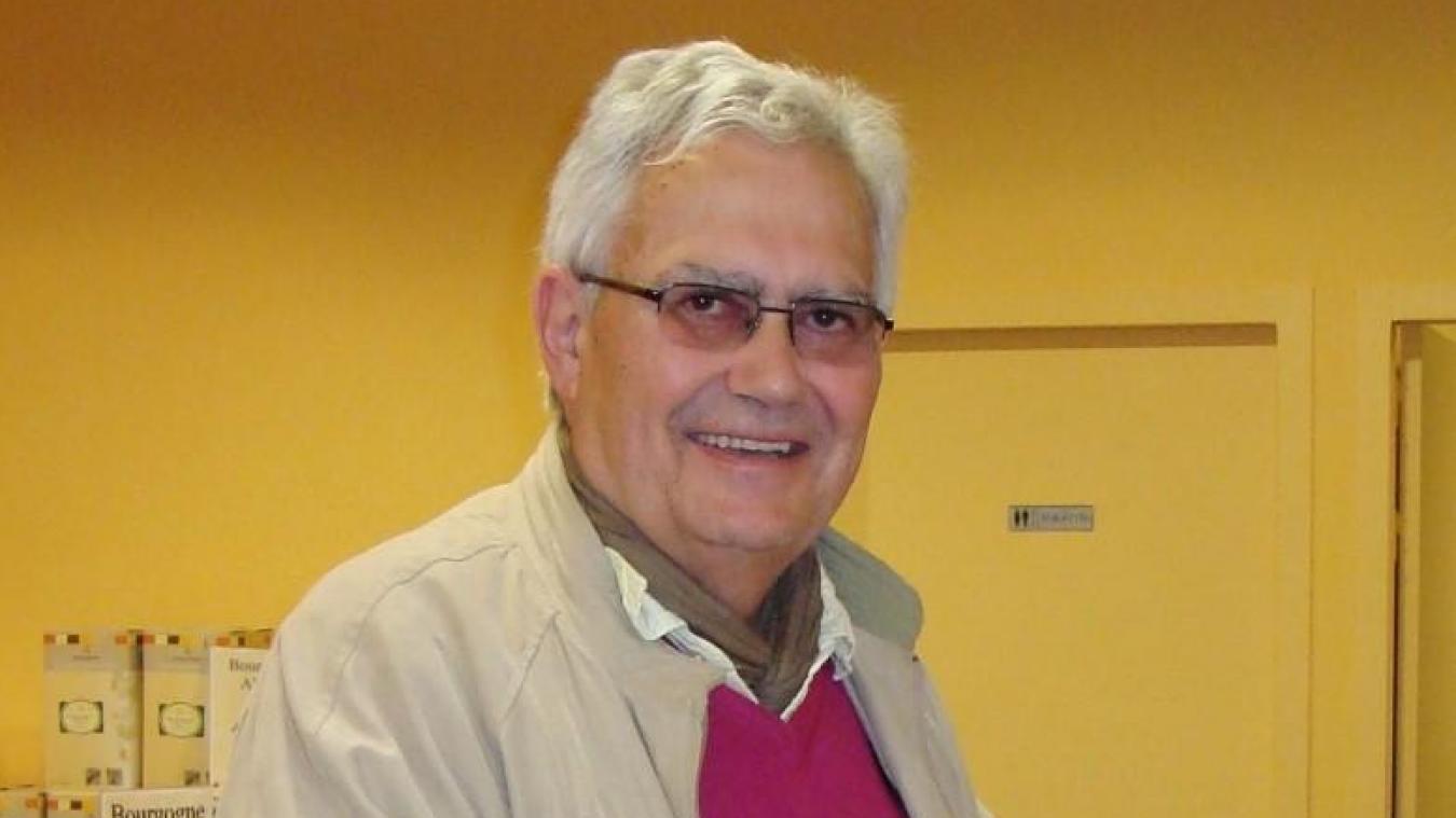 Philippe Nouveau est décrit par ses proches comme un homme souriant.