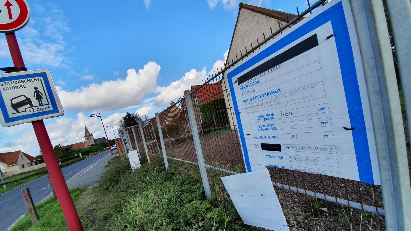 Cappellebrouck : l'installation d'une antenne-relais inquiète le village