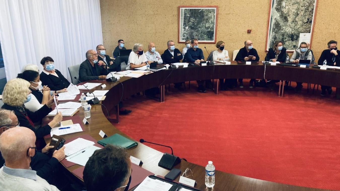 Lors du dernier conseil municipal de Cucq, même si la question n'était pas inscrite à l'ordre du jour, l'avenir de la CA2BM a de tout même été abordé.