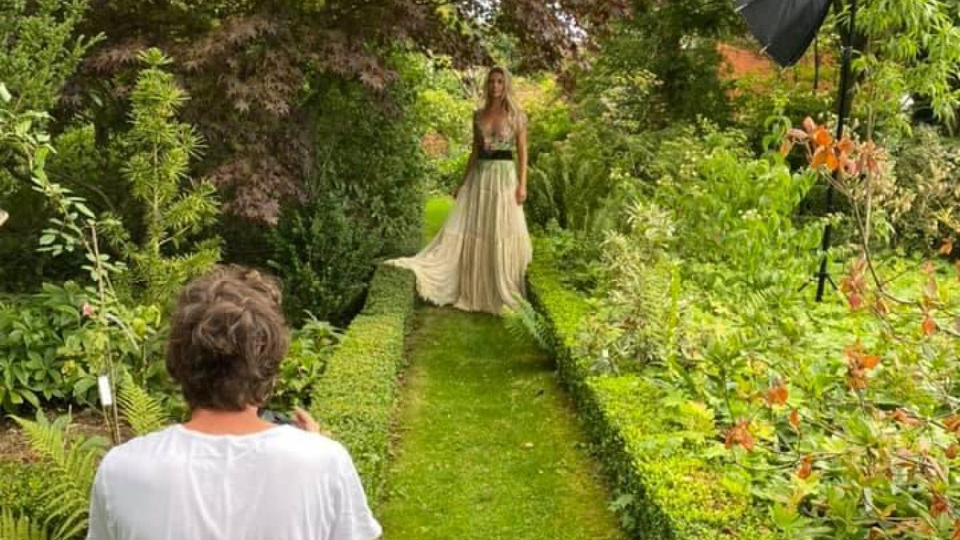Arras : les robes de Sylvie Facon mises en scène dans tout le territoire