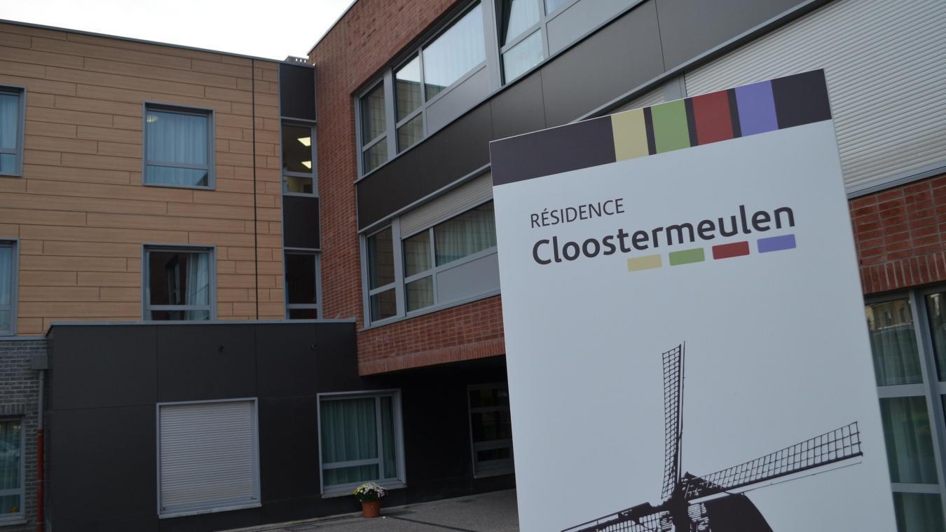 Aucun cas n'avait été détecté dans la résidence du Clostermeulen au plus fort de l'épidémie de coronavirus.