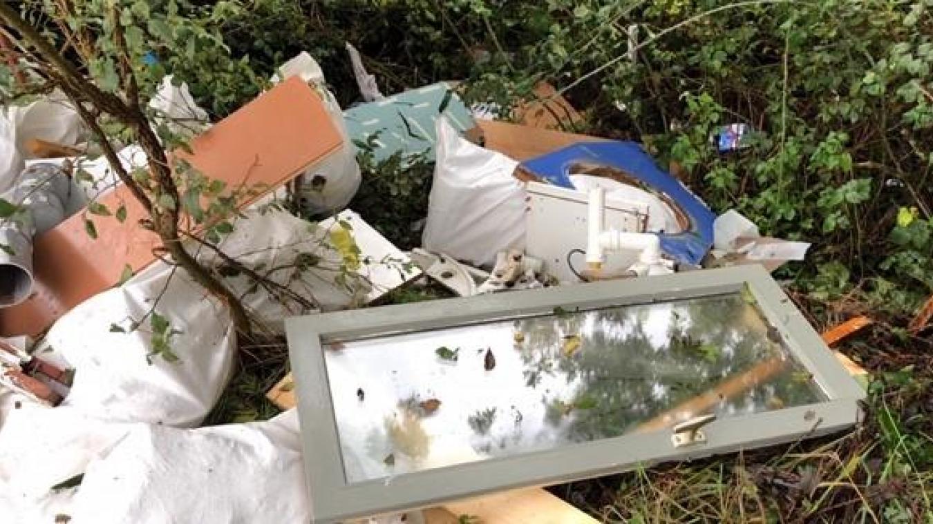 C'est grâce à l'implication d'entrepreneurs rigoureux que les déchets ont pu être ramassés.