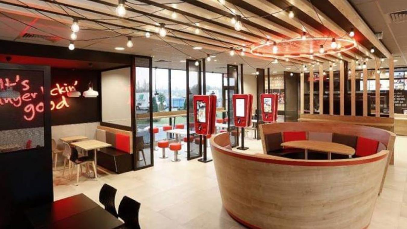 À Arras, ouverture prévue le 27 octobre pour KFC