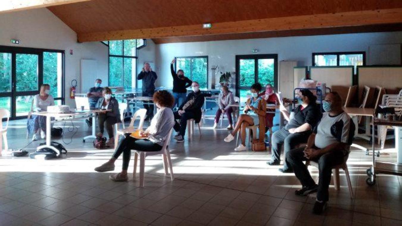 La première assemblée générale d'Escabelle s'est tenue la semaine dernière.