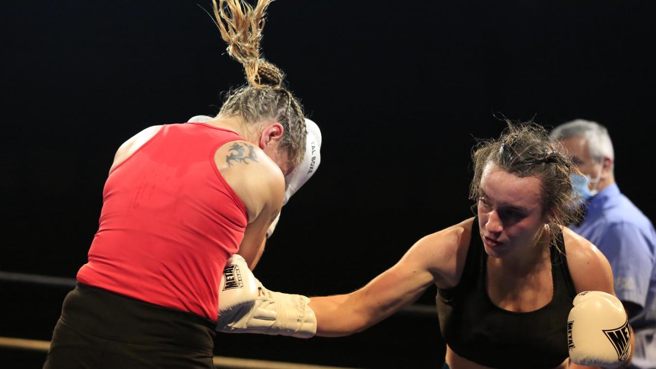 Cassandra Crèvecoeur réussit son pari et devient championne de France