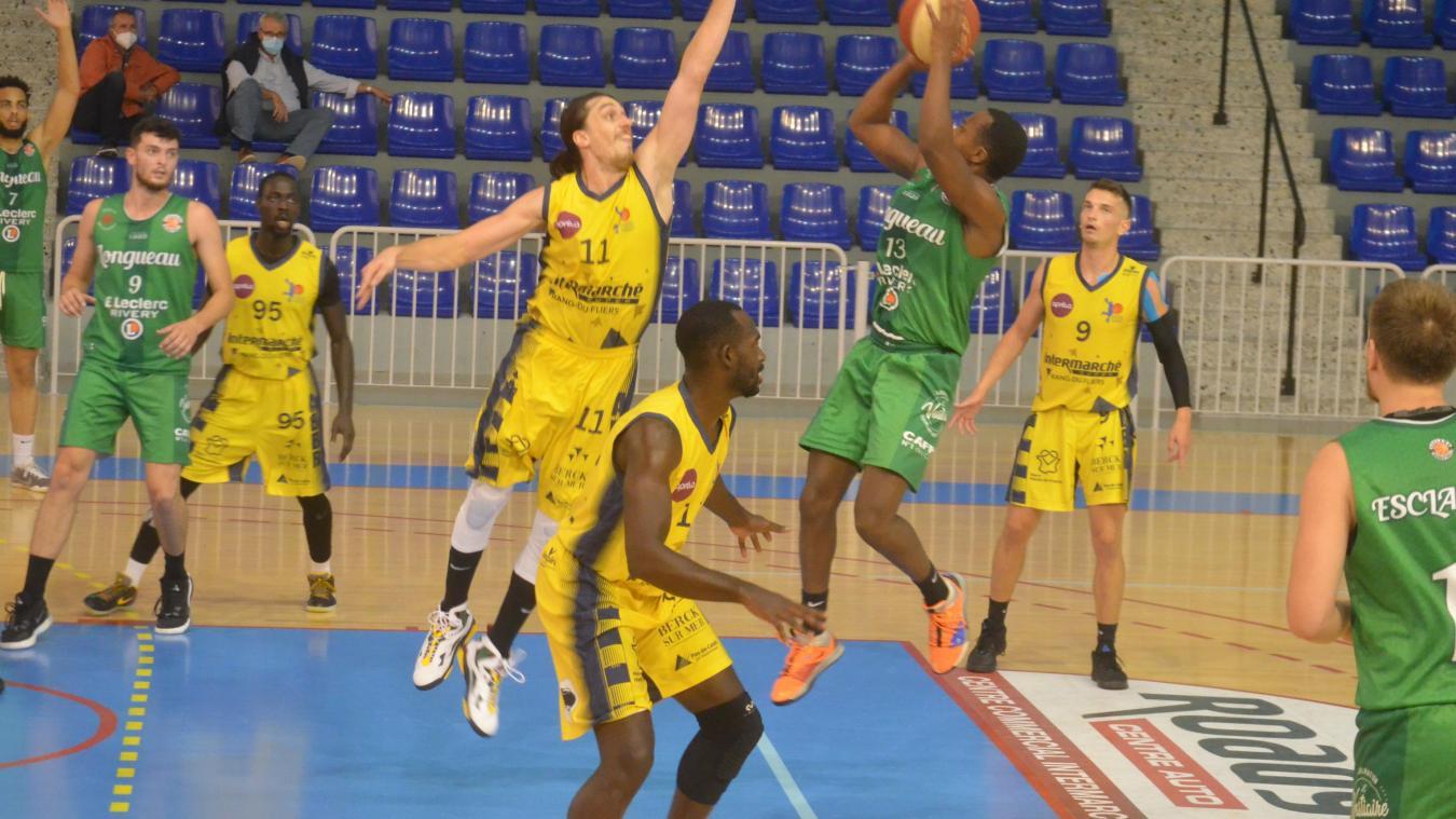 Les deux équipes se sont déjà affrontées en préparation et l'ABBR l'avait emporté 90-72.