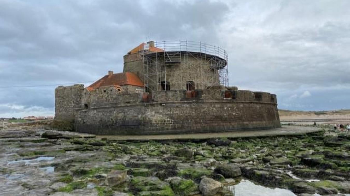 Ce chantier est la troisième phase de l'opération «finir le fort», qui vise à résoudre tous les problèmes structurels.