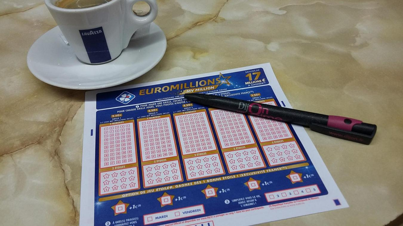 Euromillions Luxembourg