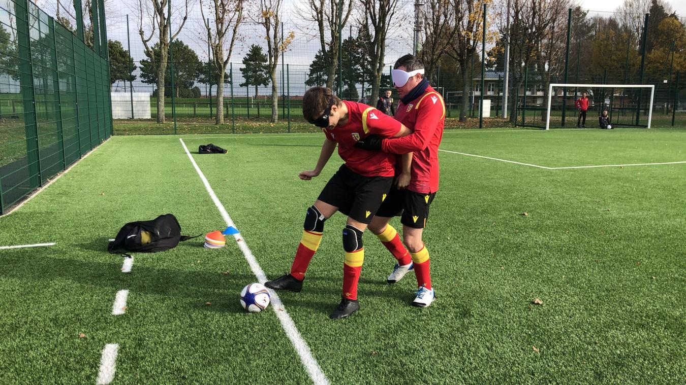 RC Lens : Mission Équipe de France pour Allan