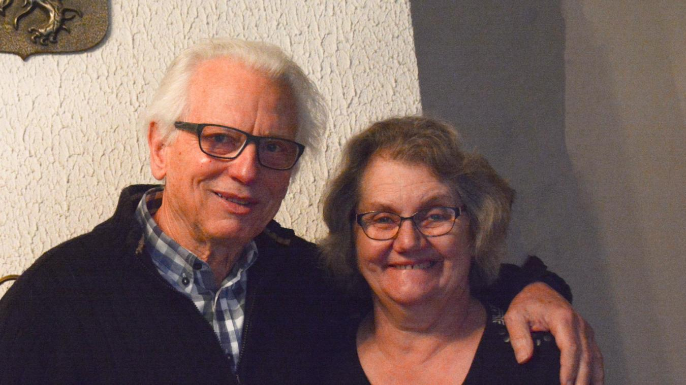 Yvon et Marie-Hélène Doucy quittent le Collectif à la fin du mois de décembre.