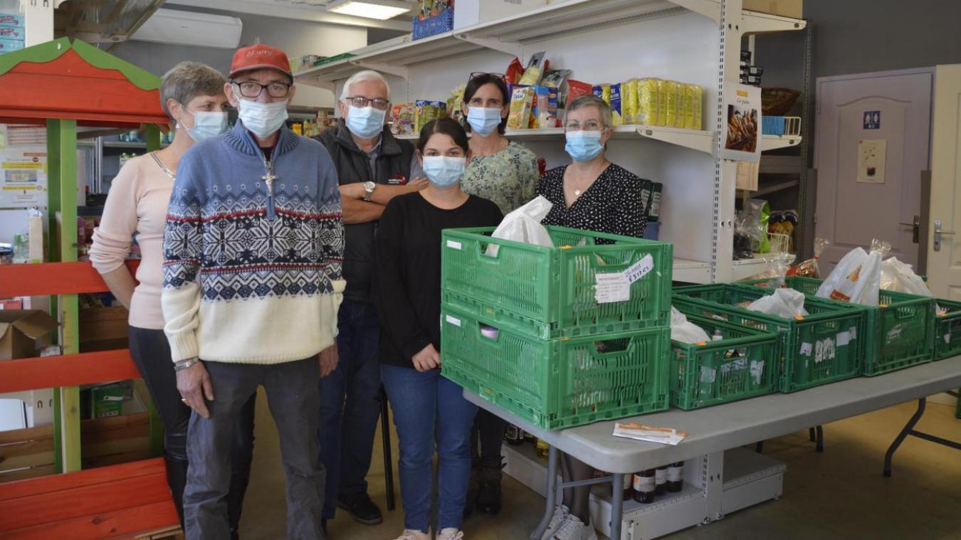 Hazebrouck: devenez bénévole à l'épicerie sociale