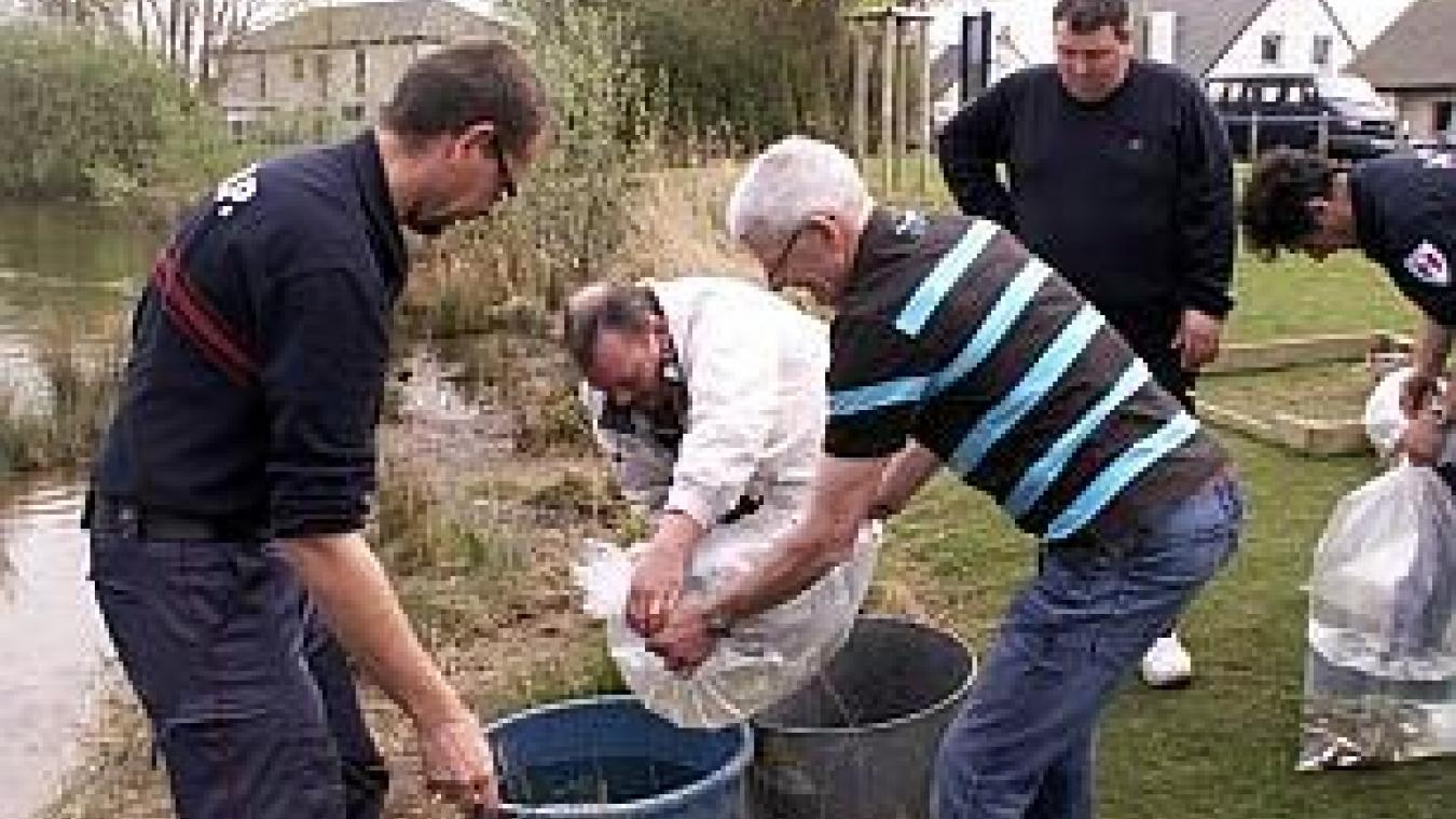 Marck : l'étang des Dryades aura bientôt un espace de promenade et de pêche