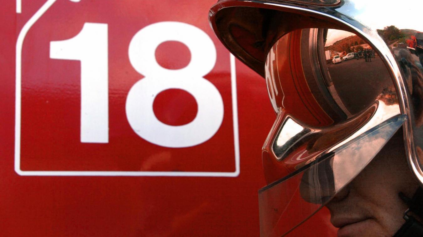 Les sapeurs-pompiers sont intervenus à 3h30 place des Victoires à Boulogne-sur-Mer.