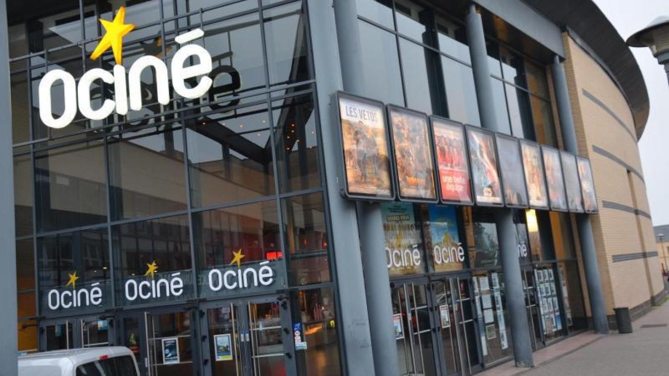 Le cinéma de Saint-Omer participe à ce coup de colère national.