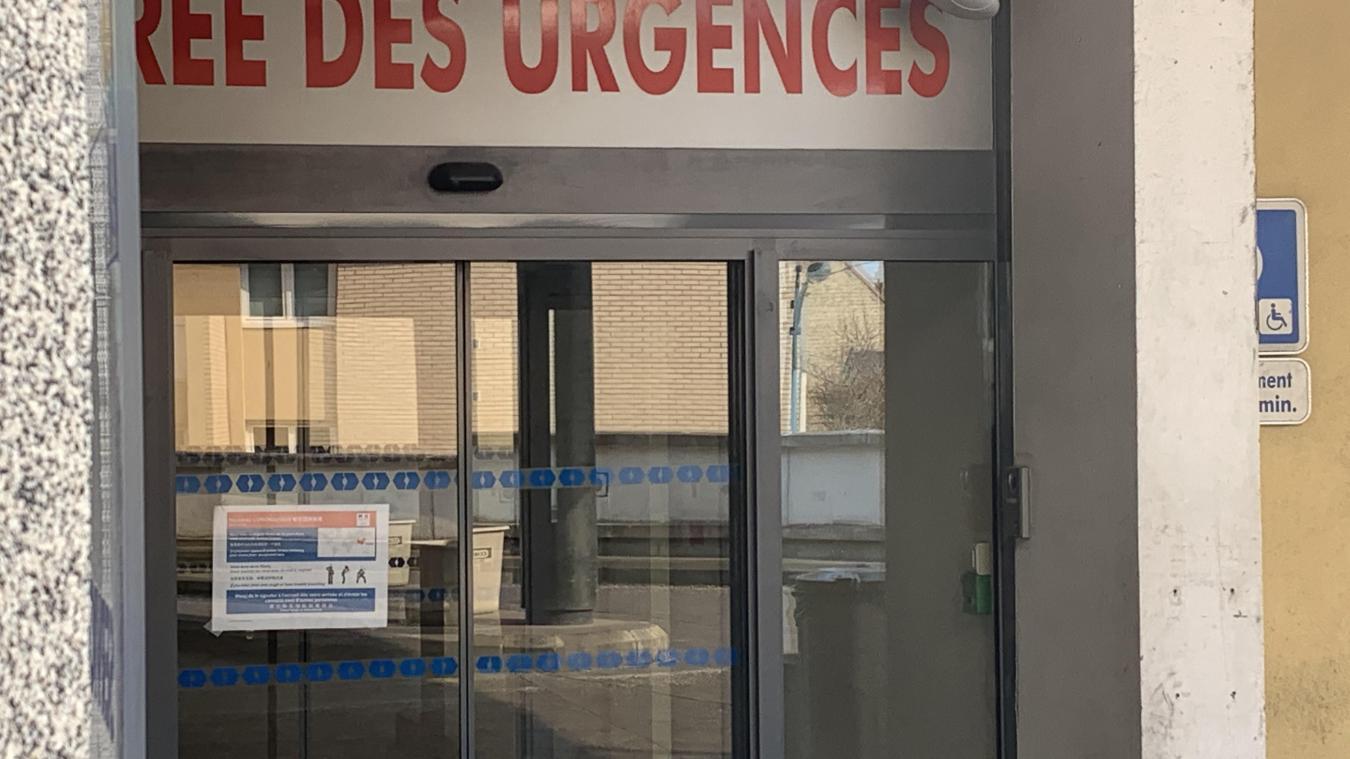 L'hôpital de Dunkerque accueille actuellement 20patients positifs à la Covid-19. Parmi eux, 5 se trouvent en réanimation.