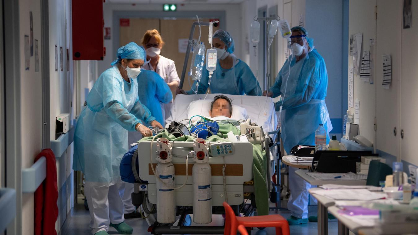 La situation petit à petit s'améliore à l'hôpital de Calais