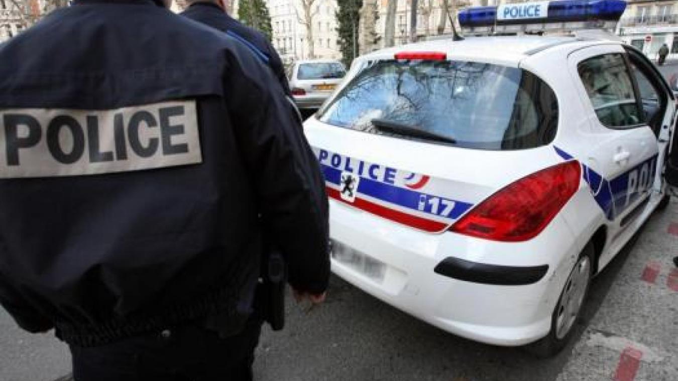 Les policiers ont été insultés alors qu'ils patrouillaient par un homme sans domicile fixe. Photo d'illustration