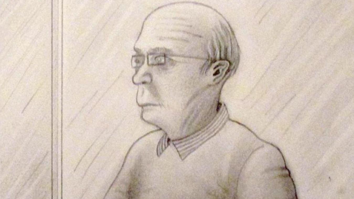 Michel Ortet, lors de son procès en 2014, avait écopé d'une peine de 20 ans de prison pour avoir abusé d'une cinquantaine d'enfants.