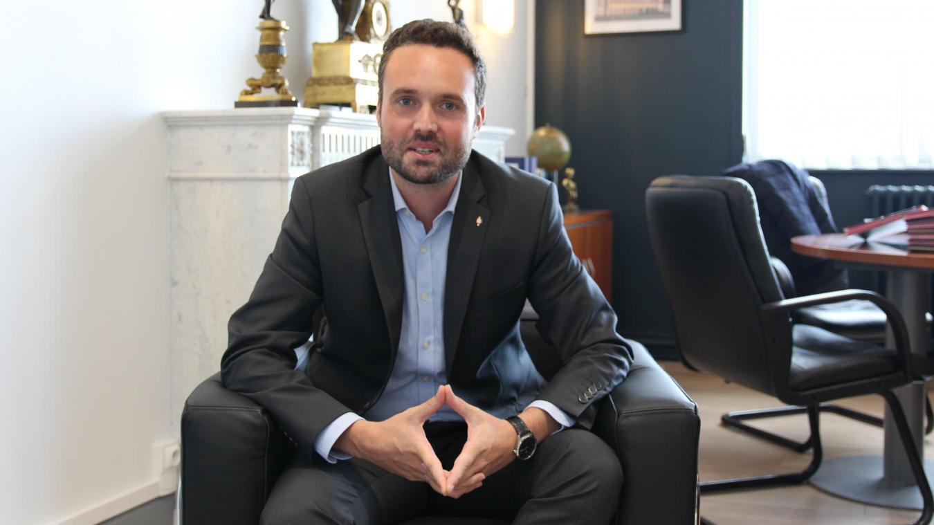Pour Valentin Belleval, maire d'Hazebrouck, la maison pluridisciplinaire de santé est la solution la plus adaptée pour attirer des médecins dans la commune.