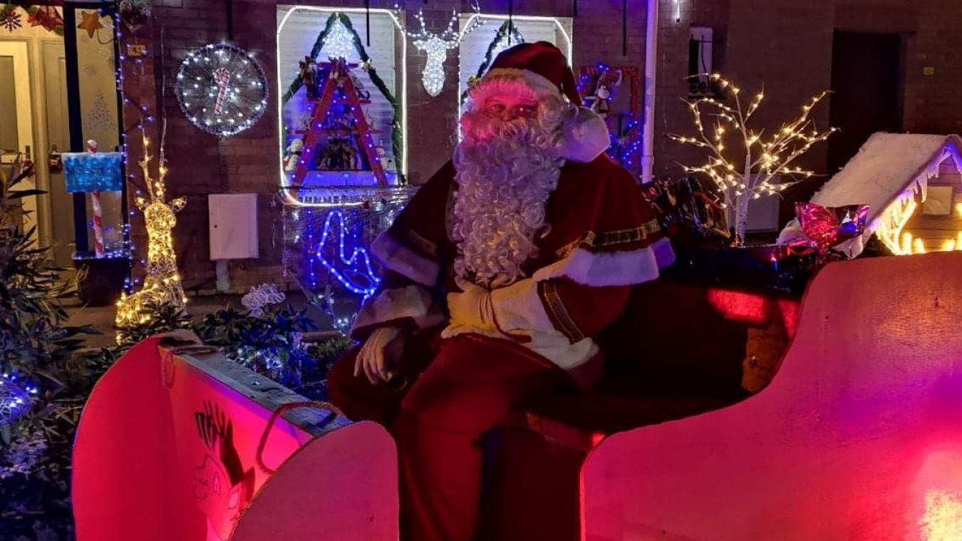 Hondschoote : rencontre avec le Père Noël !