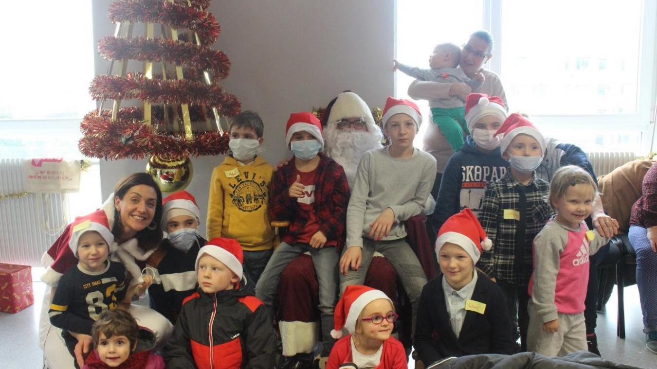 L'hôpital de Lens prépare son Noël