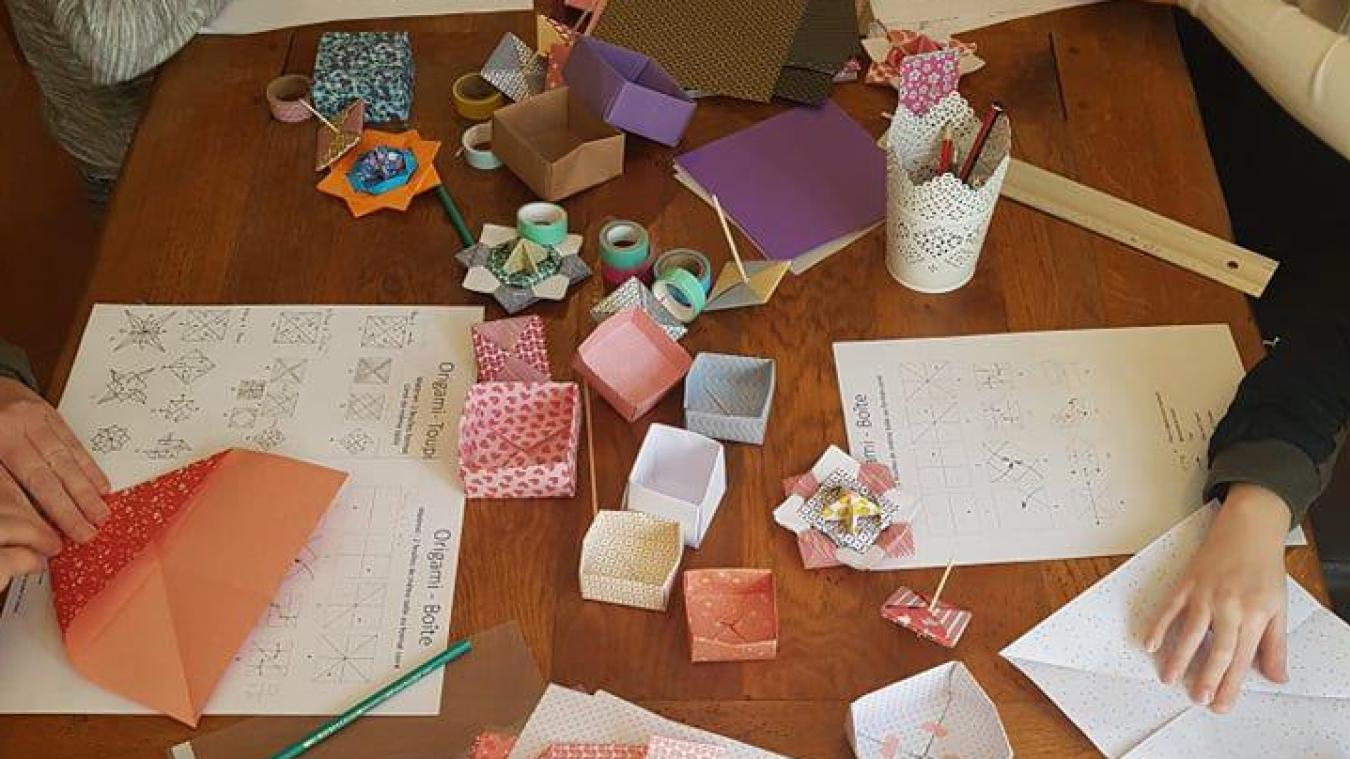 Cadeau 20: un atelier détente et création avec Sofée