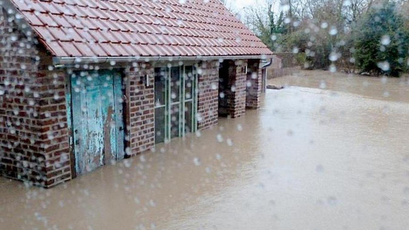 Steenvoorde: zones d'expansion de crues, l'enquête publique ouverte