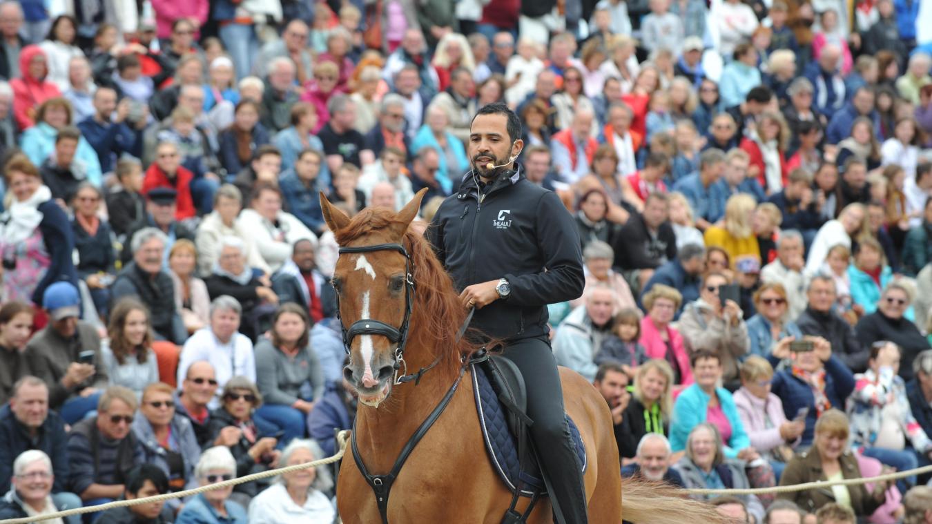 Hassen Bouchakour avait été élu personnalité de l'année 2018.