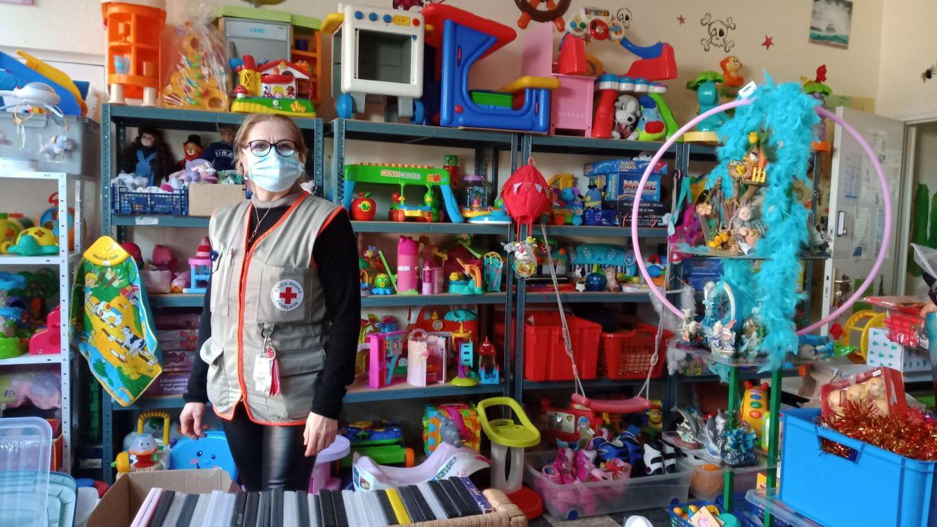 La boutique de jouets est une véritable caverne d'Ali Baba.