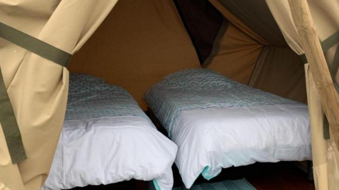 Cadeau 23 : une nuit dans un lodge au Brouckailler à Nieurlet