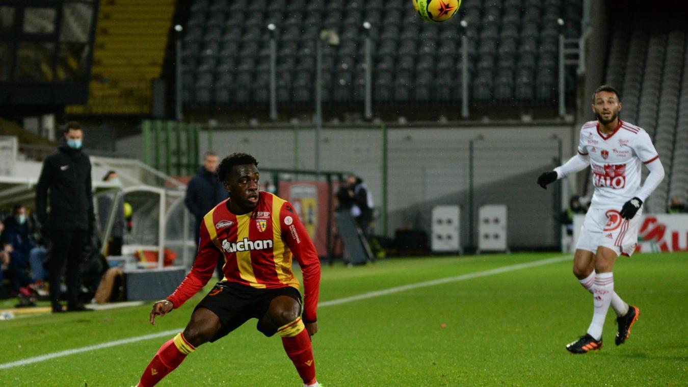 Arnaud Kalimuendo a inscrit son quatrième but de la saison