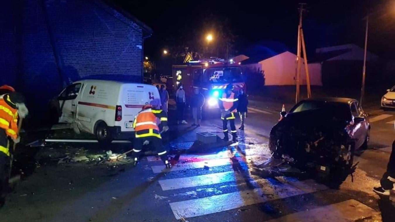 En novembre dernier, un accident avait eu lieu à cette intersection.