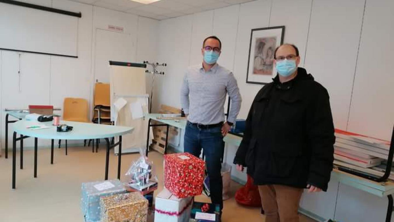 Une collecte de boîtes de Noël pour les sans-abri boulonnais