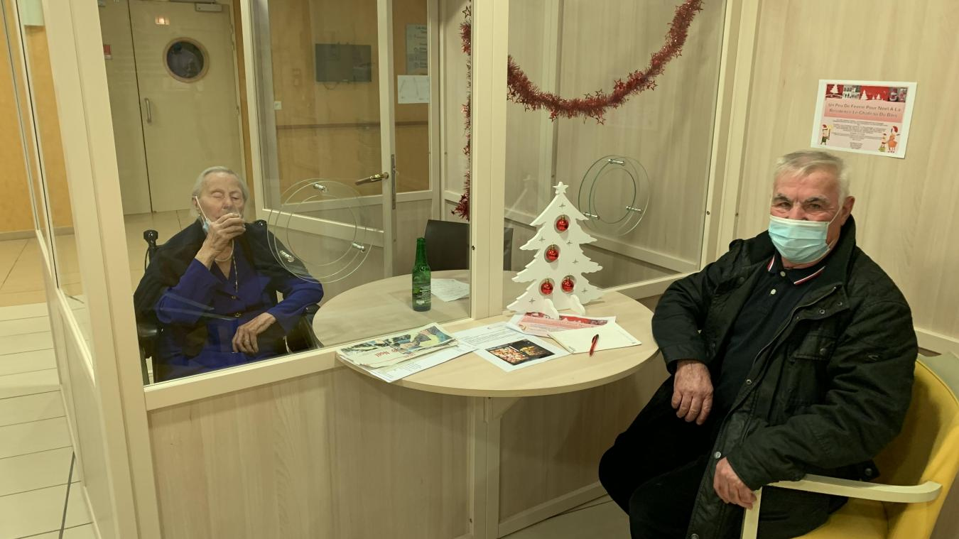 Marie-Louise Dambre,109 ans le jour de Noël