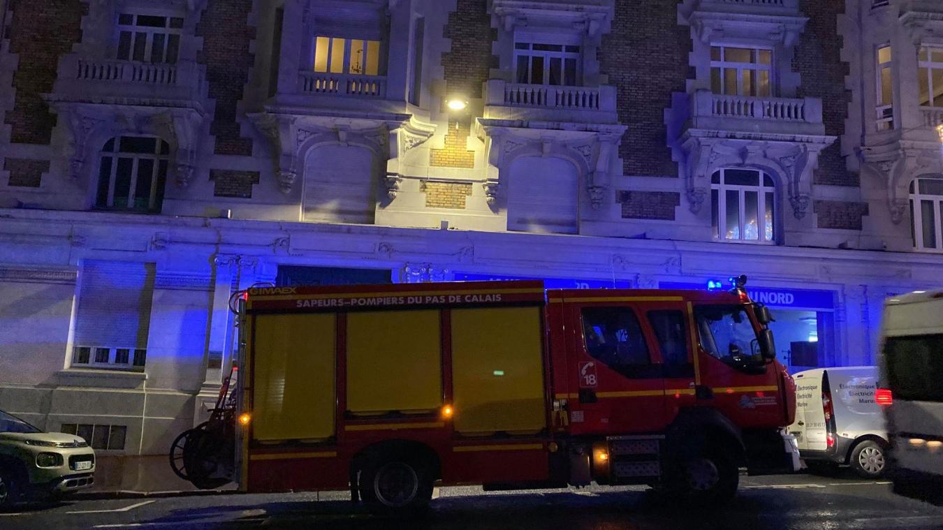 Boulogne-sur-Mer : les pompiers appelés pour une panne d'ascenseur