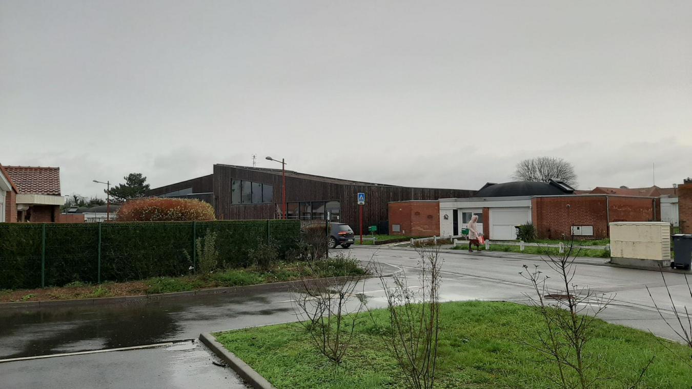 Les faits se sont déroulés dans la résidence du bois, à deux pas de la salle de sport de la commune.